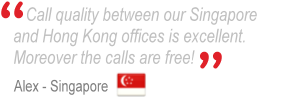Singapore SIP Trunking